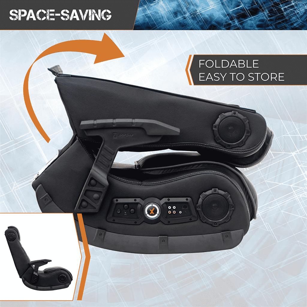 X Rocker Pro Series H3 Space-saving