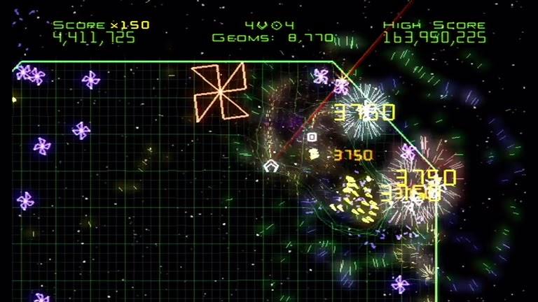 Bonus Content For Geometry Wars Galaxies DS