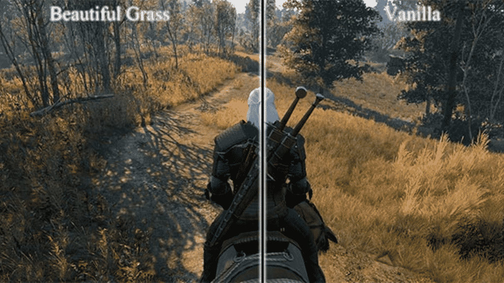 Beautiful Grass Mod
