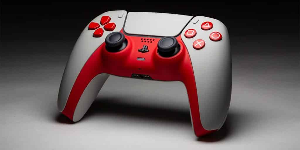 Colorware Custom PS5 Controller