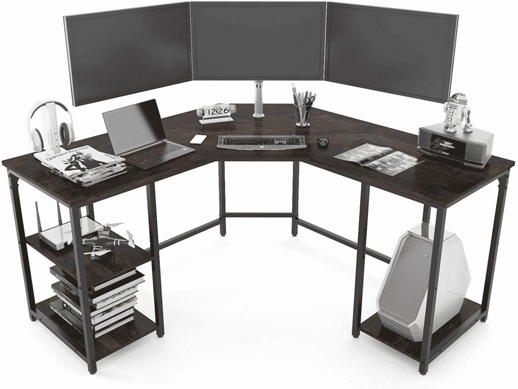 Earthsign L Shaped Home Office Desk