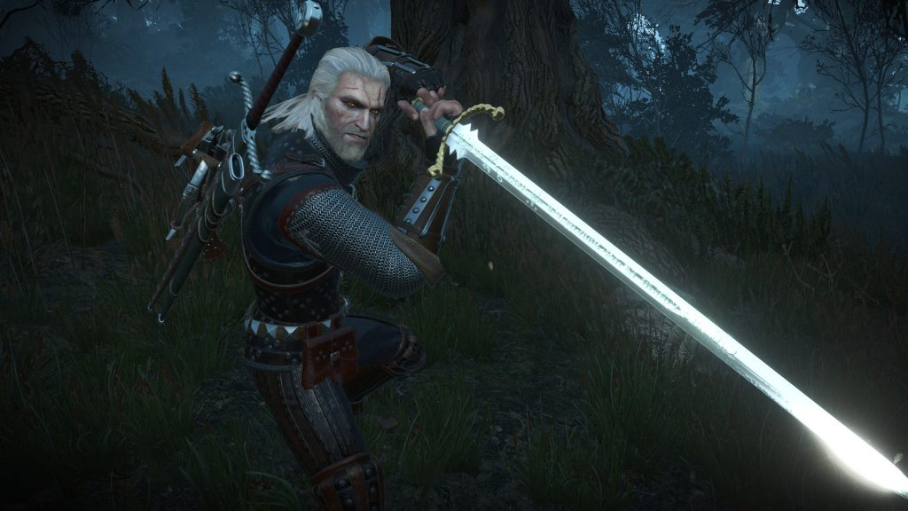 Lore Friendly Silver Swords
