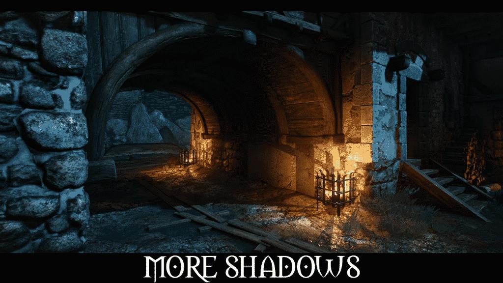 More Shadows Mod