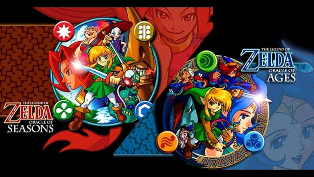 The Legend of Zelda The Oracle of Seasons
