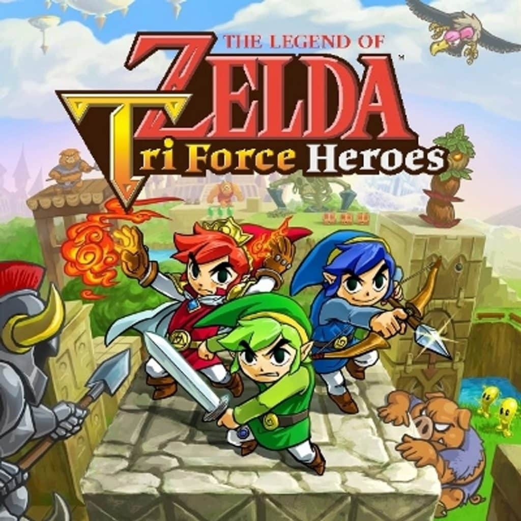 Tri-Force Heroes