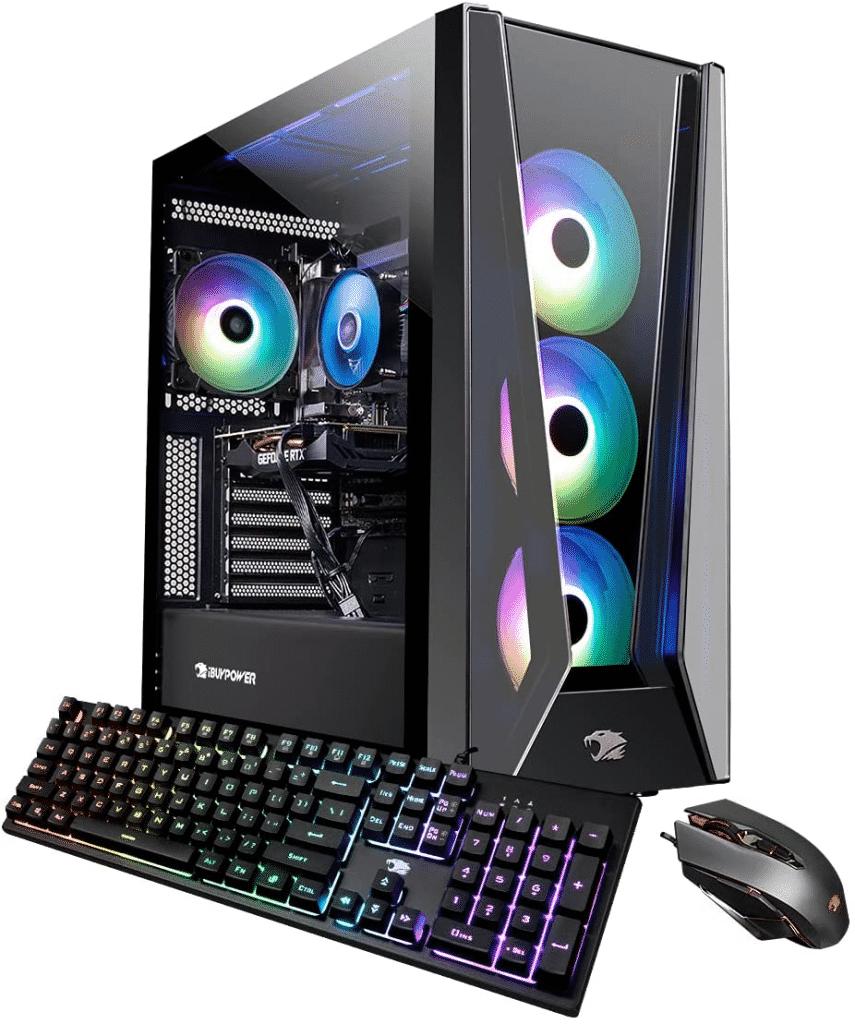 iBUYPOWER Pro Gaming PC Computer Desktop